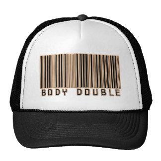 Body Double Barcode Trucker Hat