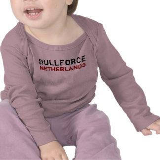 Body long baby Bullforce Tshirt