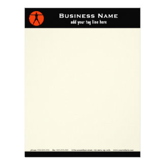 Body Madness Fitness Personal Trainer Letterhead Customized Letterhead