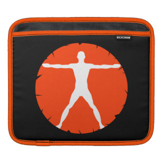 Body Madness Fitness Sports iPad Sleeve Horizontal