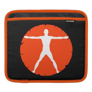 Body Madness Fitness Sports iPad Sleeve Horizontal
