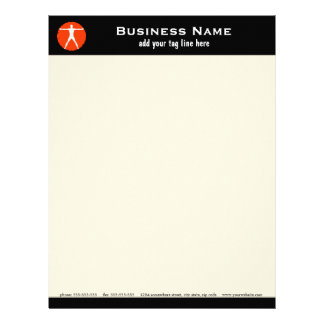 Body Madness Gym Fitness Coach Letterhead