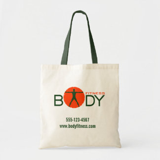 Body Madness Personal Trainer Budget Tote Gym Bag Tote Bags