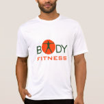 Body Madness Sports and Fitness Mens T-Shirts