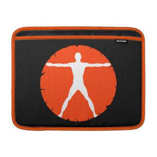 "Body Madness Sporty Horiz 13"" Macbook Air Sleeves"
