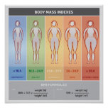 body, mass, index, illustration, silhouettes,