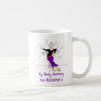 Body Memory Coffee Mug