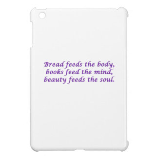 Body, Mind, and Soul Cover For The iPad Mini