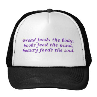 Body, Mind, and Soul Trucker Hat