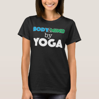 Body & Mind by YOGA T-Shirt
