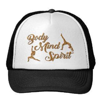 BODY, MIND, SPIRIT TRUCKER HAT