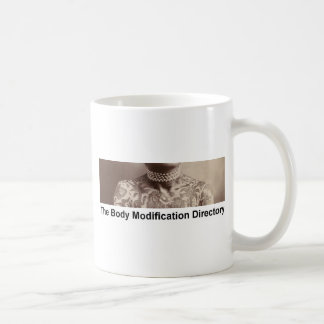 Body Modification Directory Coffee Mug