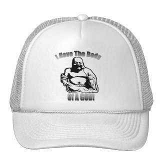 Body Of A God Hat