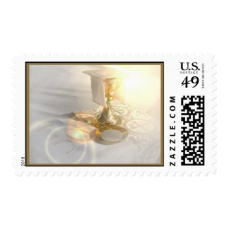 Body of Christ Postage Stamp