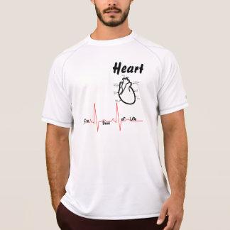 Body Parts -- Human Heart T-Shirt