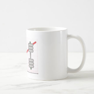 Body progress coffee mug