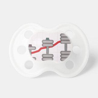 Body progress pacifier
