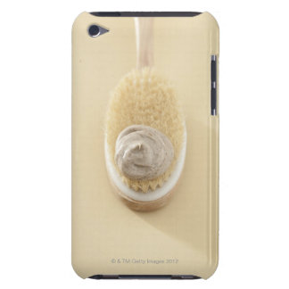 Body scrub brush with bath scrub Case-Mate iPod touch case