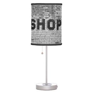 Body Shop Desk Lamp