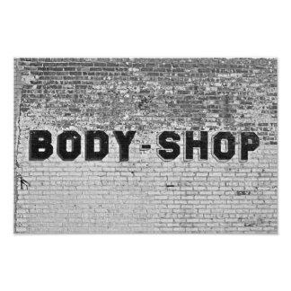Body Shop Fotografias