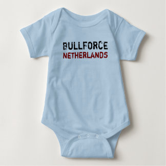Body short baby Bullforce Baby Bodysuit