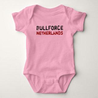 Body short baby Bullforce Tshirts