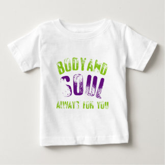 Body & Soul Alwaays For You Baby T-Shirt