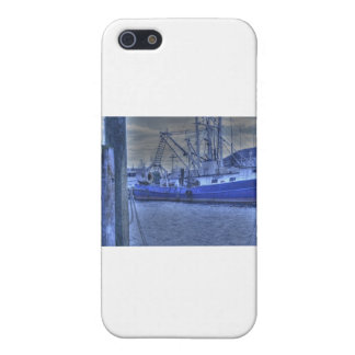Body Surfer Catches a Wave Beach Ocean Sand Cover For iPhone SE/5/5s