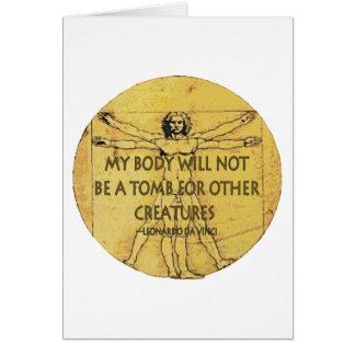 Body Tomb Card