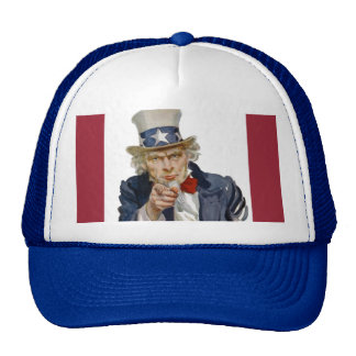 Body_Universe16 Uncle Sam Trucker Hat