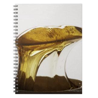 Body Wax Notebook