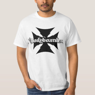 Bodyboarder Iron Cross T-Shirt