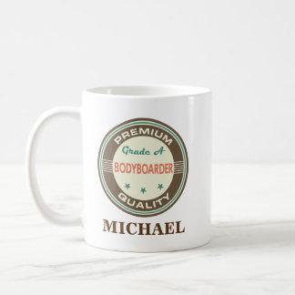 Bodyboarder Personalized Office Mug Gift
