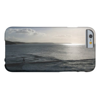 Bodyboarding Off to Catch The Last Wave Porthleven Barely There iPhone 6 Case