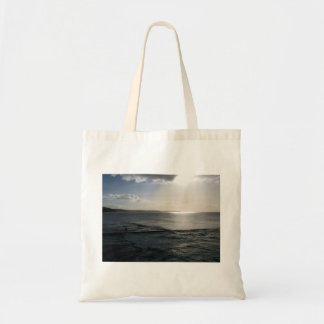 Bodyboarding Off to Catch The Last Wave Porthleven Tote Bag