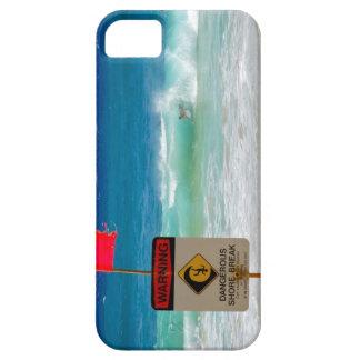 Bodyboarding Sandy Beach II iPhone SE/5/5s Case
