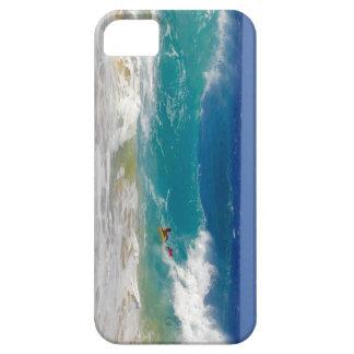 Bodyboarding Sandy Beach III iPhone SE/5/5s Case