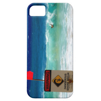 Bodyboarding Sandy Beach iPhone SE/5/5s Case