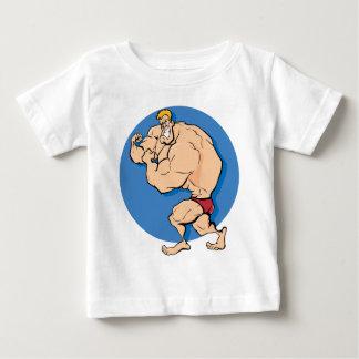Bodybuilder Baby T-Shirt