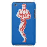 Bodybuilder Case-Mate iPod Touch Case