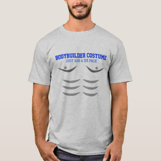 Bodybuilder Costume T-Shirt