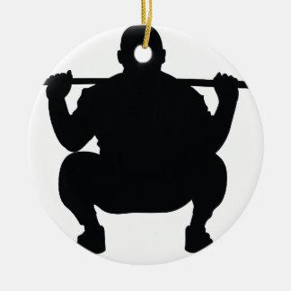 Bodybuilder Adorno Para Reyes