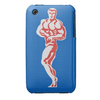 Bodybuilder Funda Para iPhone 3 De Case-Mate