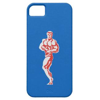Bodybuilder iPhone SE/5/5s Case