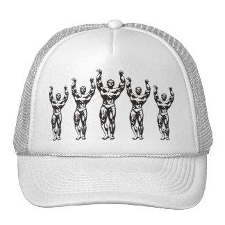 BodyBuilder Logo Classic Trucker Hat