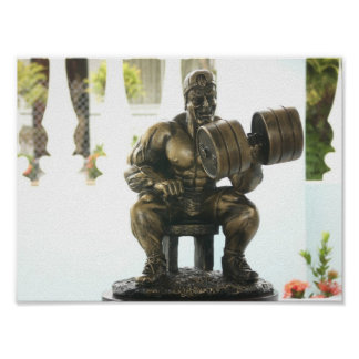 Bodybuilder Póster
