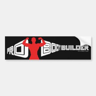 Bodybuilder Pro Bumper Sticker