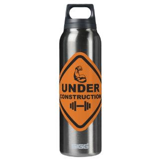 Bodybuilder 16 Oz Insulated SIGG Thermos Water Bottle