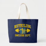 Bodybuilder sueco bolsa