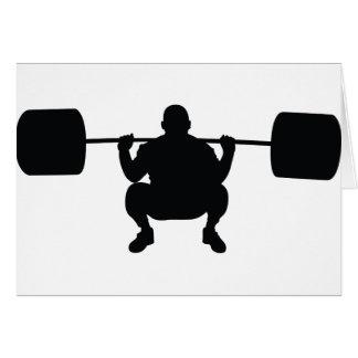 Bodybuilder Felicitaciones